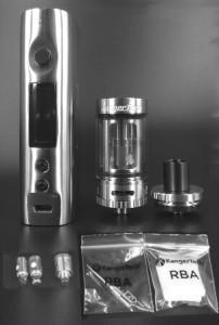Buy Kanger Topbox mini on-line. Kanger KBOX Platinum