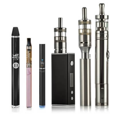 E cigarettes spark office drama