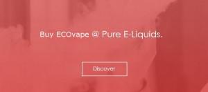gourmet e liquids - best quality vape uk - VSAVI ecopure ejuices