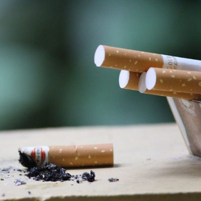 Stub it Out This Stoptober Campaign