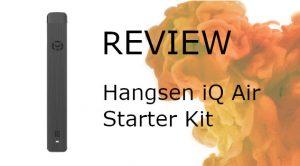Hangsen iQ Air Review
