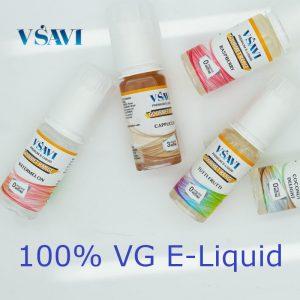 VSAVI 100% VG E-Liquid