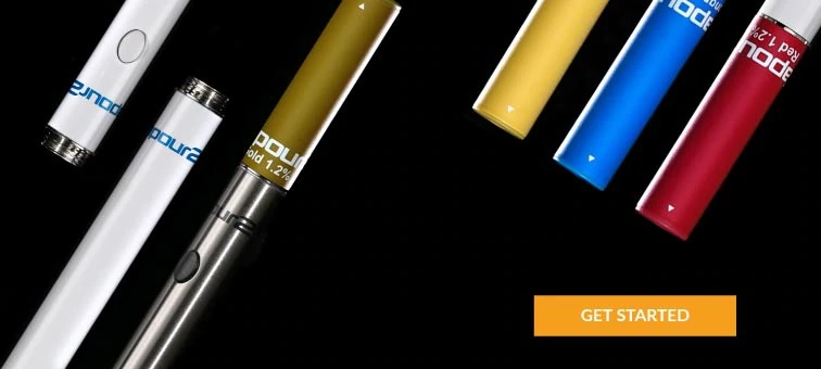 Simple E-Cigarette Starter Kits