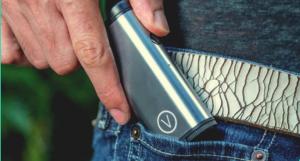 Vie Dry Herb Vaporizer portability