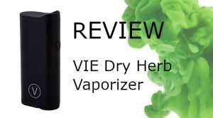 VIE Dry Herb Vaporizer Review