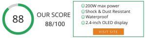 GeekVape Aegis X Review Score