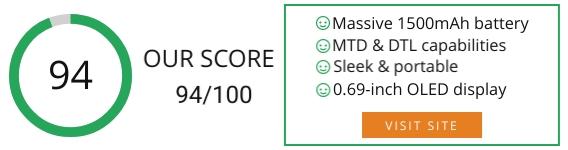Smok Nord 2 Review Score