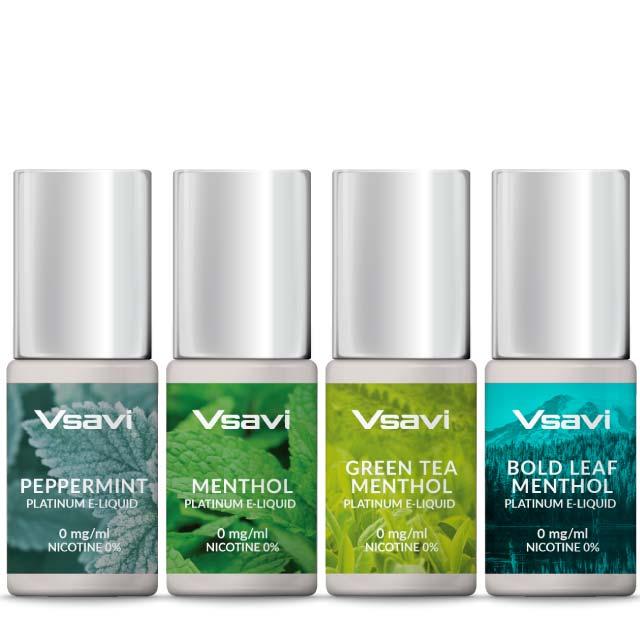 VSAVI Menthol E-Liquids