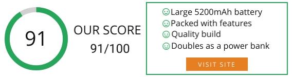 Innokin MVP5 Review Score