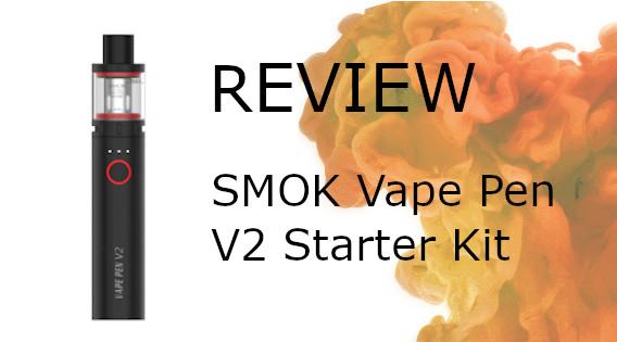 Smok Vape Pen V2 Review